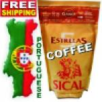 250g / 8.8oz Sical 5 Estrelas (Portuguese) Quality GROUND COFFEE