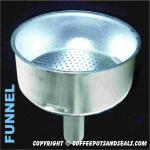 1 Cup Funnel Plus a FREE! Seal Gasket